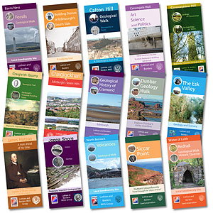 Geoconservation Leaflets - Edinburgh Geological Society
