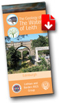 Leaflet - The Geology of The Water of Leith