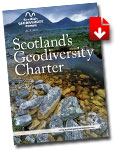 Scotland's Geodiversity Charter - PDF download