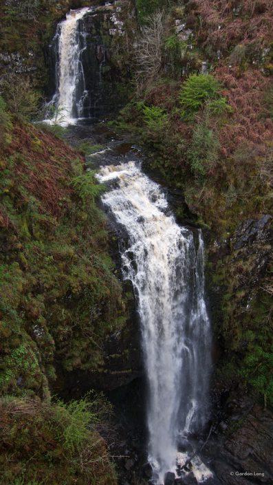 Isle of Arran: Glenashdale Falls