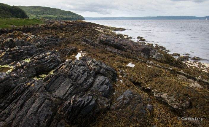 Isle of Arran: Hutton's Unconformity