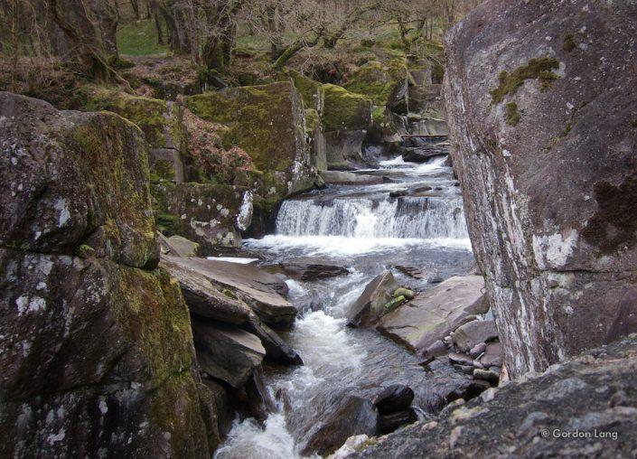 Callander: Bracklinn Falls