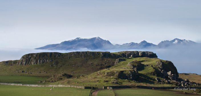 Isle of Bute: Towards Arran