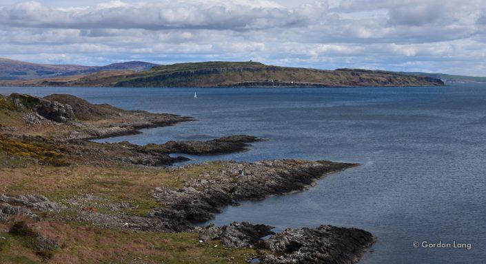 Isle of Bute: Towards Little Cumbrae