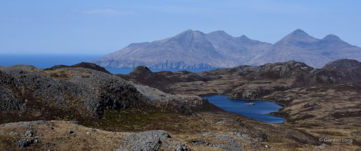 Isle of Eigg: From The Sgurr