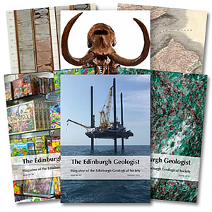 The Edinburgh Geologist Magazine - Edinburgh Geological Society