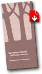 Leaflet - Ravelston Woods