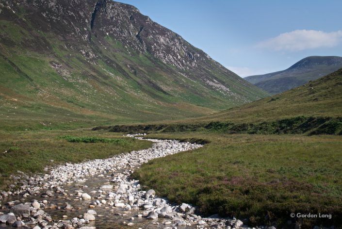 Isle of Arran: Glen Catacol