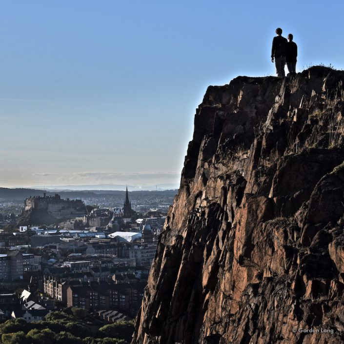 Edinburgh: Salisbury Crags