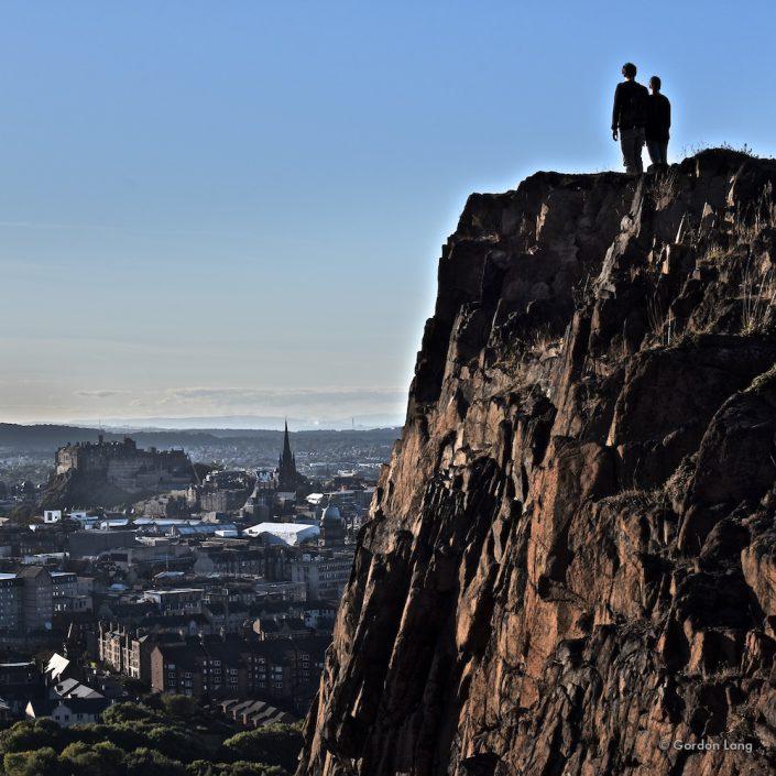 Edinburgh: Salisbury Crags