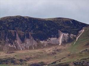 Caerketton Screes - Local Geodiversity Site, Edinburgh