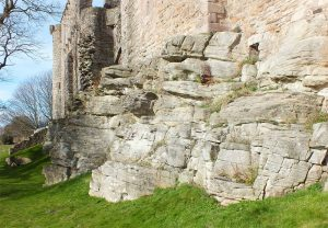 Craigmillar Castle - Copyright Howard Turner