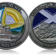 Edinburgh Geocoin