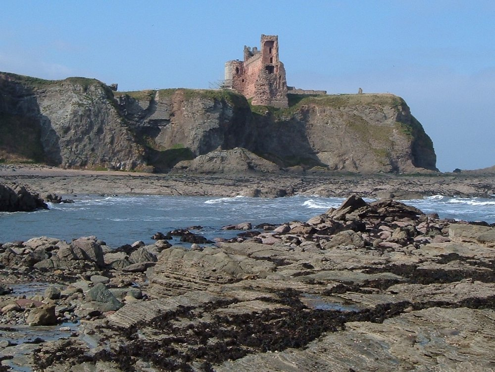 Picture of Tantallon Castle - Edinburgh Geological Society